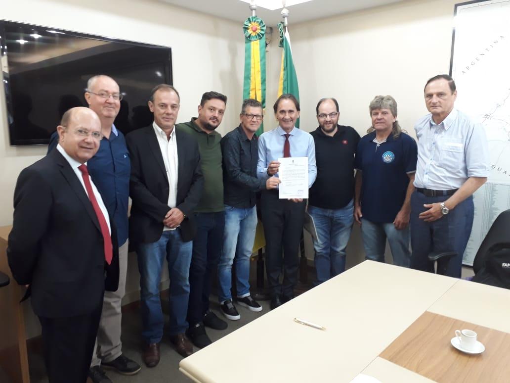 CÂMARA PARTICIPA DE AUDIÊNCIA PARA REIVINDICAR MELHORIAS NA ERS 305
