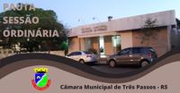 CÂMARA REALIZA A ÚLTIMA SESSÃO ORDINÁRIA ANTES DO RECESSO PARLAMENTAR