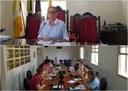 Cinco projetos de lei foram aprovados em Sessão Extraordinária