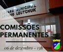 Confira os projetos em pauta nas Comissões Permanentes