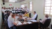 Coral  25 de Julho abrilhantou o início das sessões ordinárias