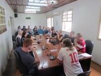 Especialidade de neurologia do Hospital de Caridade foi tema de reunião