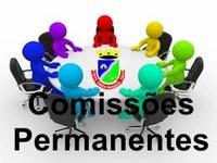Hoje tem reunião das Comissões Permanentes