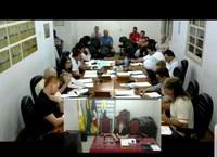 OITO PROJETOS DE LEI FORAM APROVADOS NA SESSÃO ORDINÁRIA