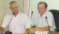 Os suplentes Aniceto Sehn e Gilmar Maier assumiram vaga na Câmara
