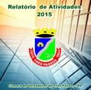 Relatório de Atividades do Legislativo 2015