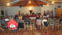 Sessão Descentralizada - Distrito Erval Novo