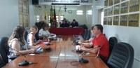 Câmara realiza Sessão Extraordinária para leitura de projetos e designação dos membros das Comissões Permanentes
