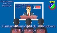Transmissão ao vivo pelo Facebook