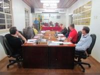 Última sessão ordinária antes do recesso parlamentar