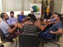 Vereadores e PTG Macanudo mantém audiência com administração municipal sobre rodeio crioulo